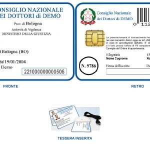 Albi Professionali – Card