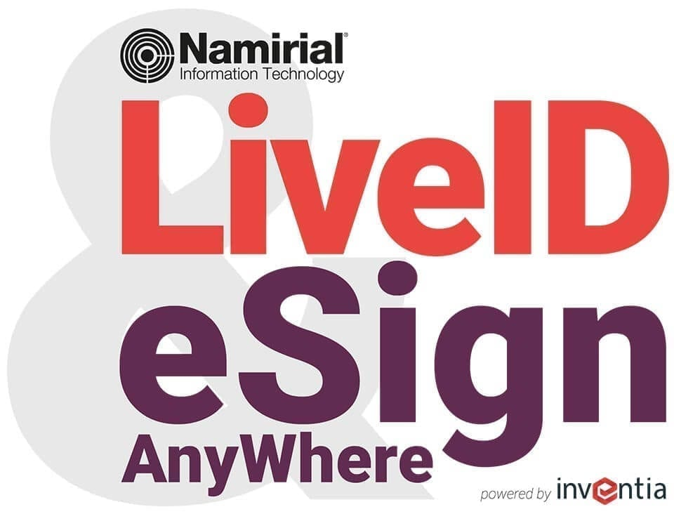 LliveId eSign AnyWhere
