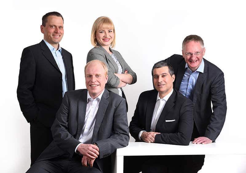Team of Namirial Deutschland GmbH